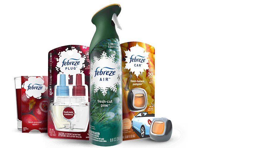 Febreze Holiday Collection