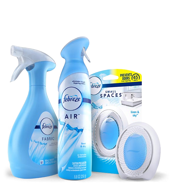 Air Fresheners Odor Eliminating