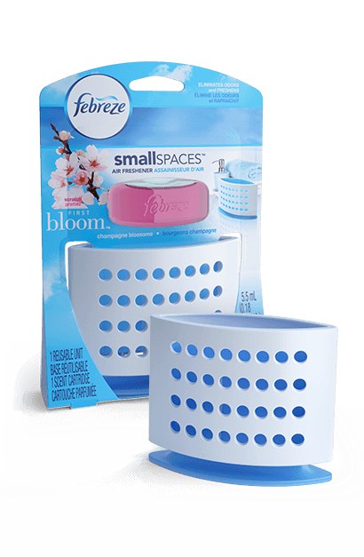 First Bloom | Febreze SMALL SPACES