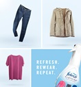 Refresh. Rewear. Repeat.
