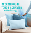 Breakthrough Touch-Activated scent technology