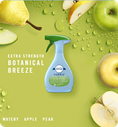 Extra Strength Botanical Breeze. Watery. Apple. Pear