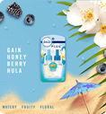 Gain Honey Berry Hula. Watery. Fruity. Floral.