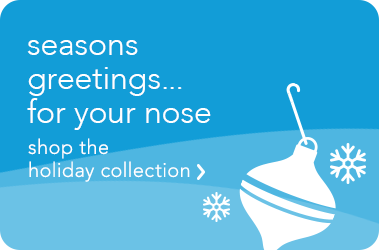 seasons greetings... for your nose.