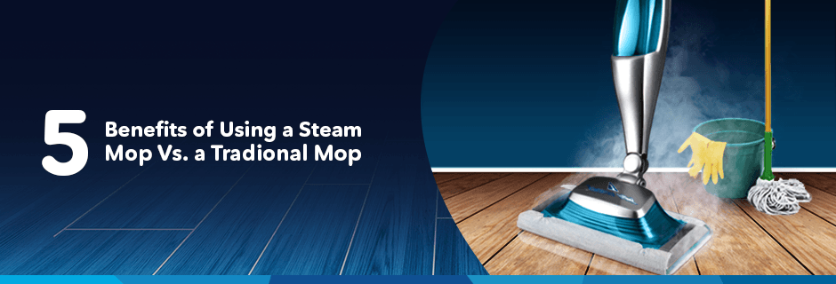 Steam Mopping