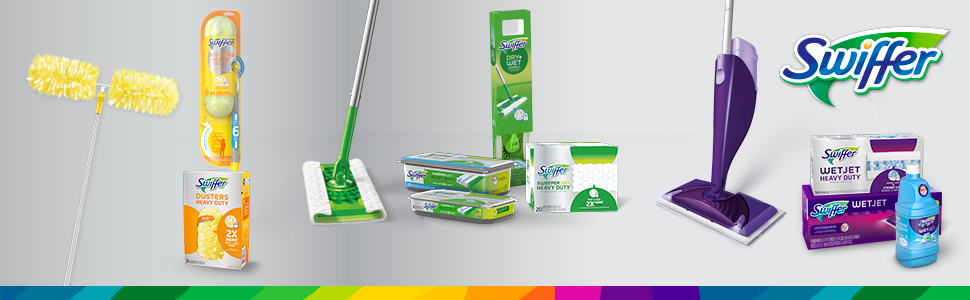 Swiffer Shop Products