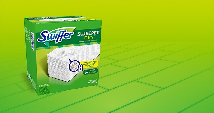 Swiffer Sweeper Dry Unscented Refills