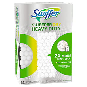 Swiffer Sweeper Dry Heavy Duty