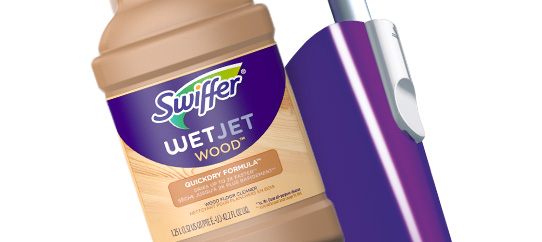 Swiffer WetJet Wood Floor Cleaner Solution Pre Mixed Solution