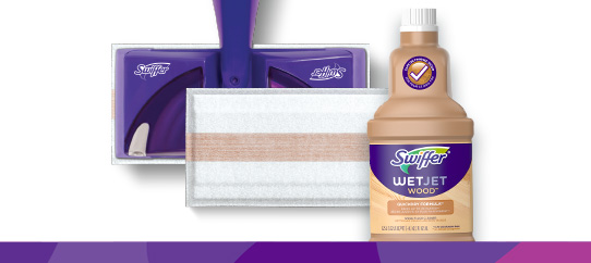 Swiffer WetJet Wood Floor Cleaner Solution Pre Safe On Wood For Best Results