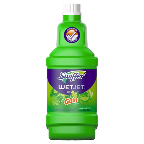 Wetjet Solution Refills Gain Scent Swiffer
