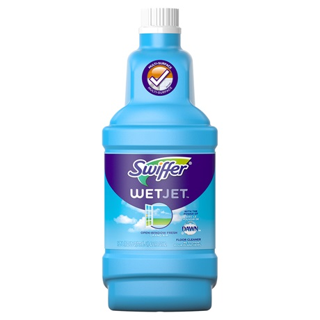Wetjet Multi Surface Cleaner Solution Refill Swiffer