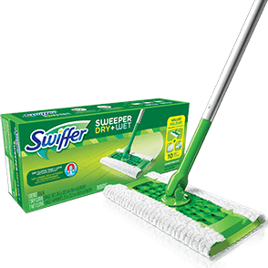 How to Clean Up Pet Hair | Swiffer