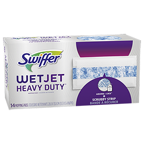 Wetjet Mop Starter Kit Swiffer