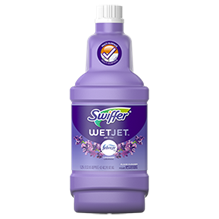 Swiffer WetJet Solution Febreze Lav