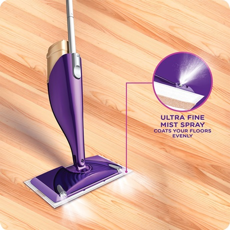 Wetjet Wood Floor Starter Kit For Hardwood Swiffer