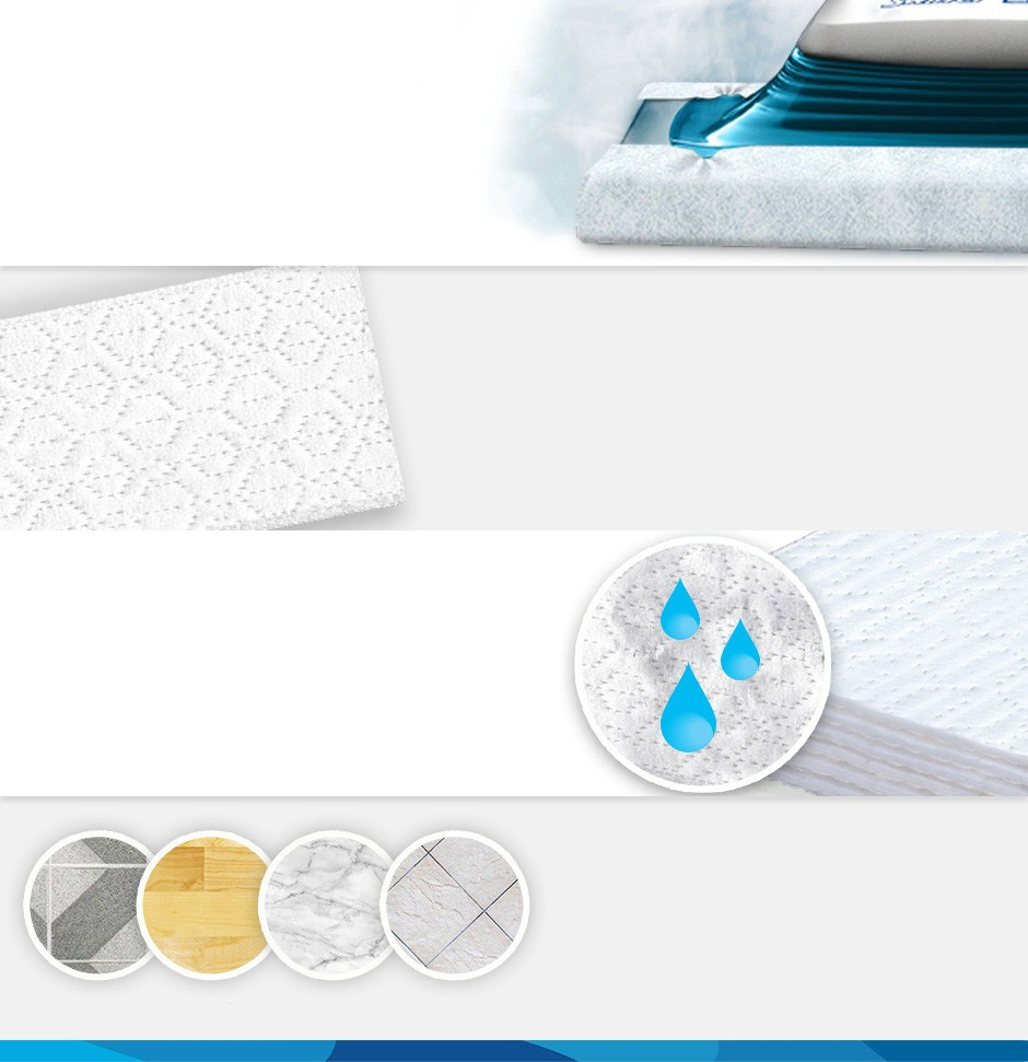 Swiffer Steamboost Steam Pads
