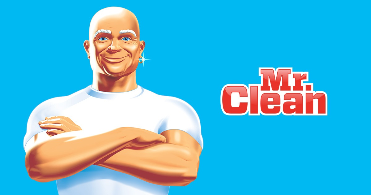 Image result for mr clean