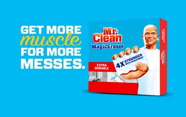picture relating to Mr Clean Coupons Printable known as Cleansing Merchandise Services Mr Clean®