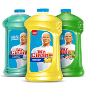 Mr.Clean Multi purpose Liquids