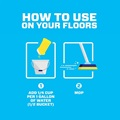How to use on your floors