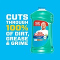 Cuts through 100% of dirt, grease and grime