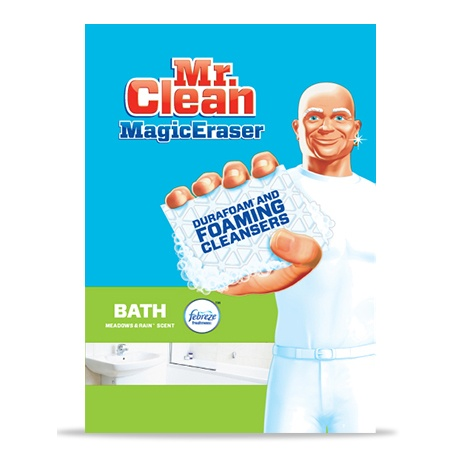 Magic Eraser Bath Mr Clean